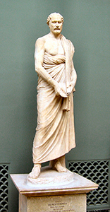Statue of Demosthenes