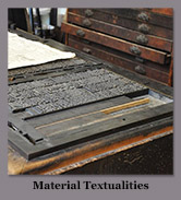 Material Textualities