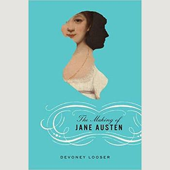 "Cover Image for ""The Making of Jane Austen"""