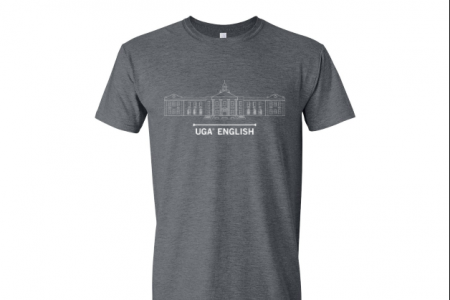 UGA English Tee Shirt