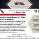 Write@UGA Featured Speaker