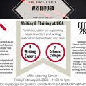 Write@UGA Lunch Lecture